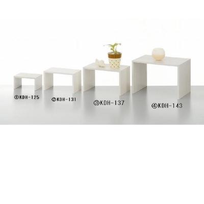 ディスプレイコの字台の画像