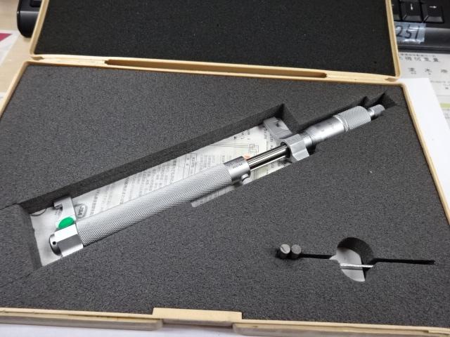 キャリパー型内側マイクロメーターの画像