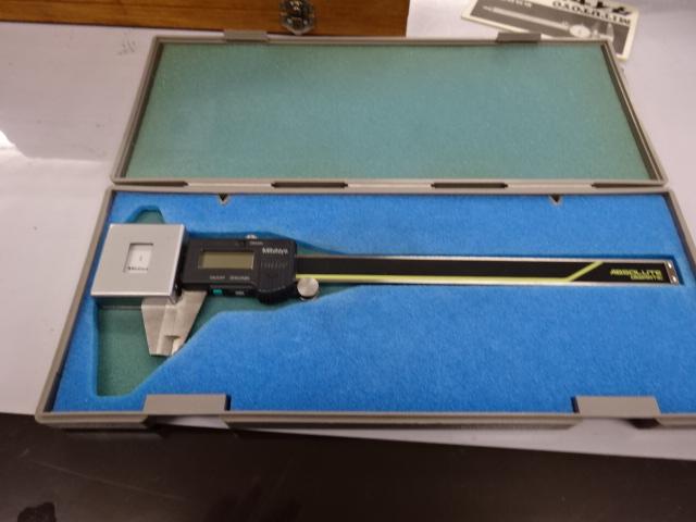 定圧デジタルノギスの画像