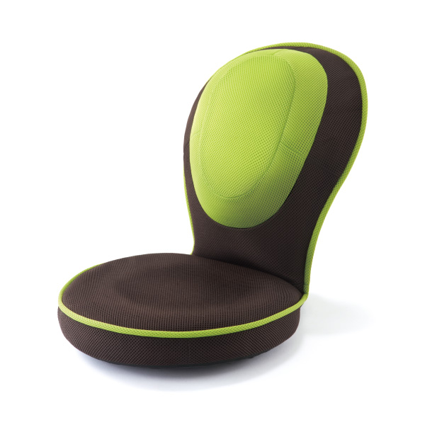 美姿勢座椅子コンパクト画像