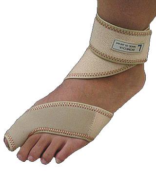 バイオメカサポーター足・指関節の画像