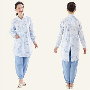 やさしいガーゼのパジャマ画像