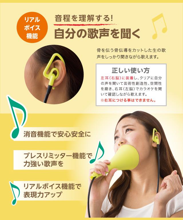 UTAETを使用した2週間の歌唱練習で効果を検証