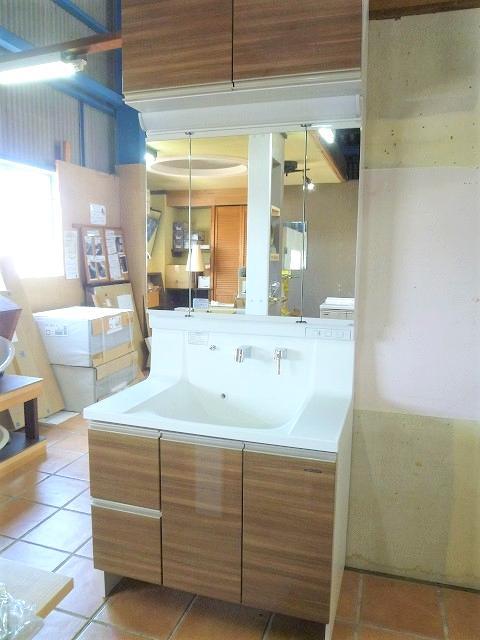 タカラスタンダード洗面化粧台エリシオ W900画像