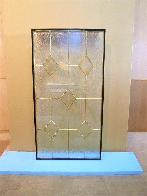 ステンドグラス Aサイズ 7958画像