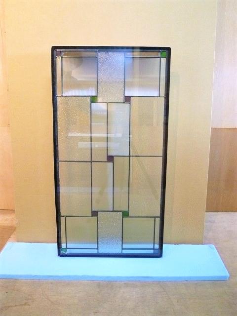 ステンドグラス Aサイズ 7964画像