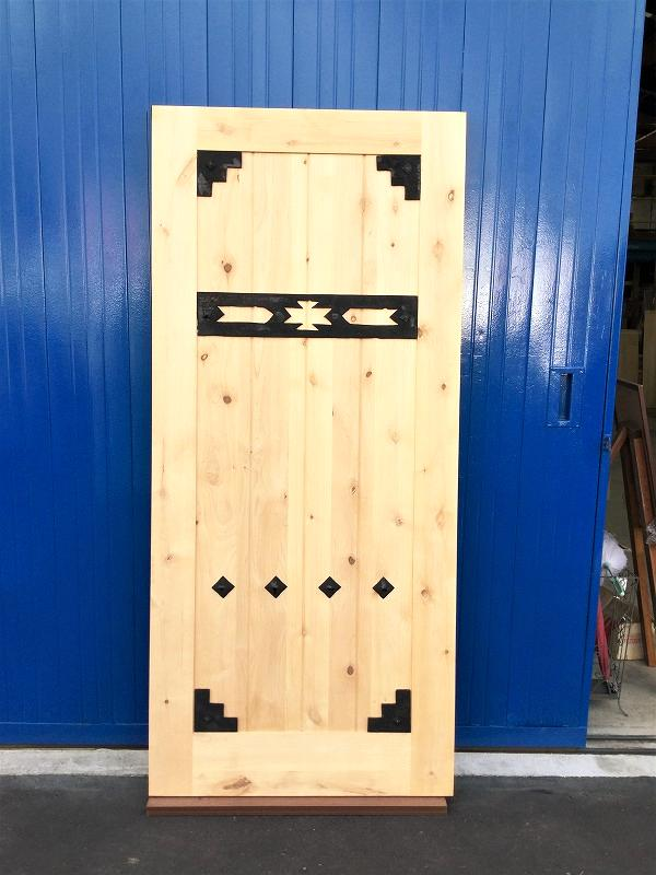 AAW 木製外部ドア SW-75の画像