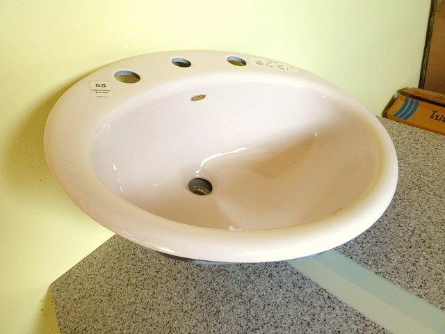 KOHLER 洗面ボウル 2905-8-55の画像