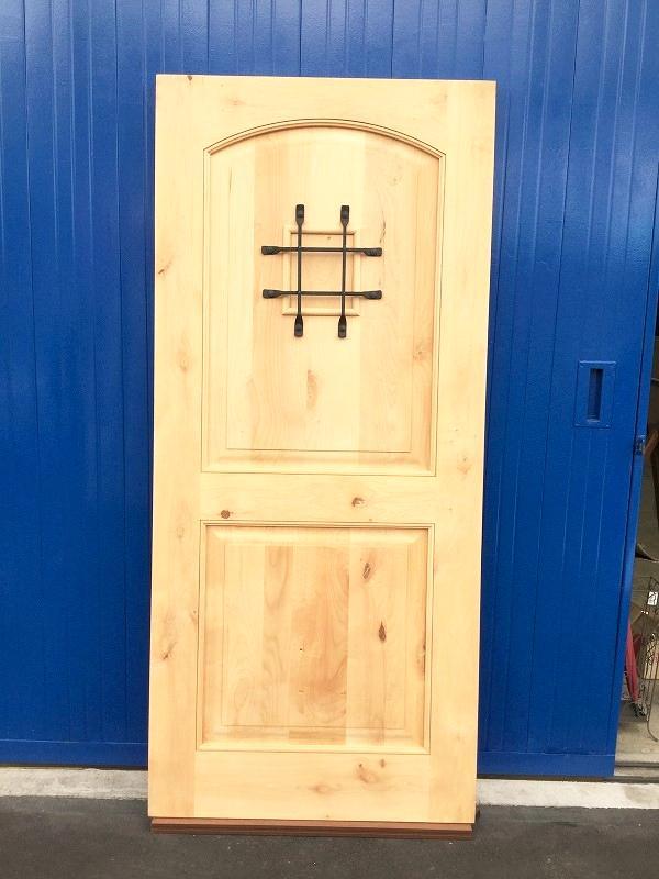AAW 木製外部ドア SW-76画像