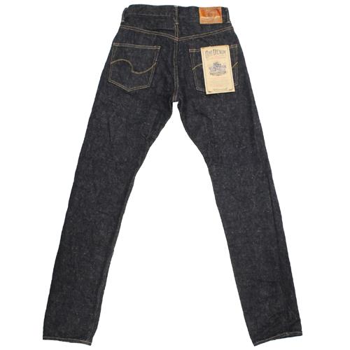 鬼デニム20ozダークインディゴシークレットジーンズ「926DIZR」画像