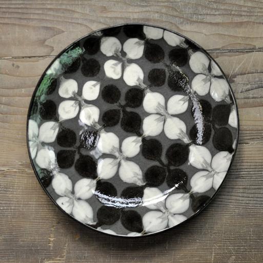 スリップウェア パスタ皿画像