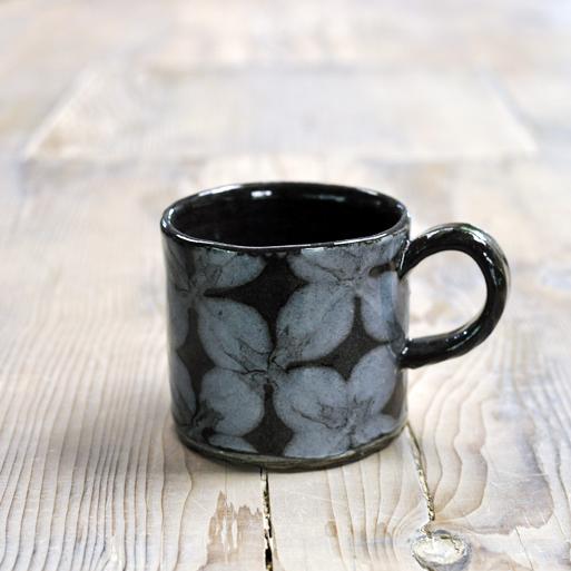 スリップウェア マグカップ(大)画像
