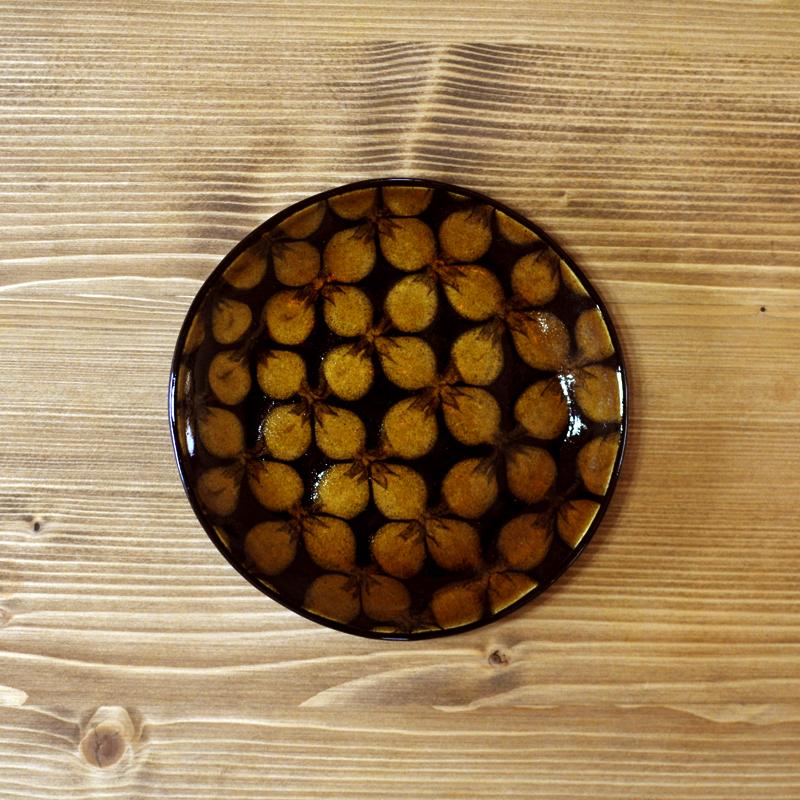 スリップェア 5寸平皿の画像