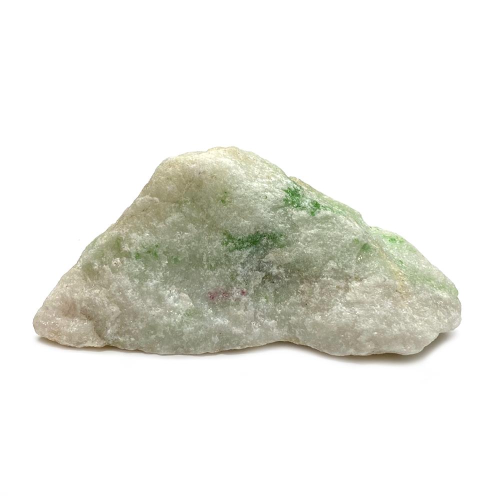 天然石  グリーンスピネル 原石   (201) 鉱物 鉱石 標本 置物 画像