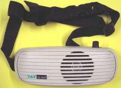 ハンズフリー拡声器YH-6600の画像