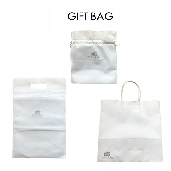 ラッピング用 GIFT BAG画像