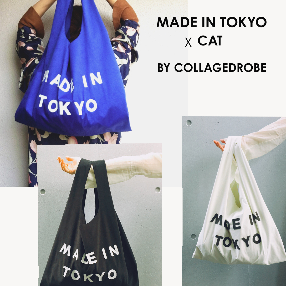 MADE IN TOKYO マルシェBAG画像