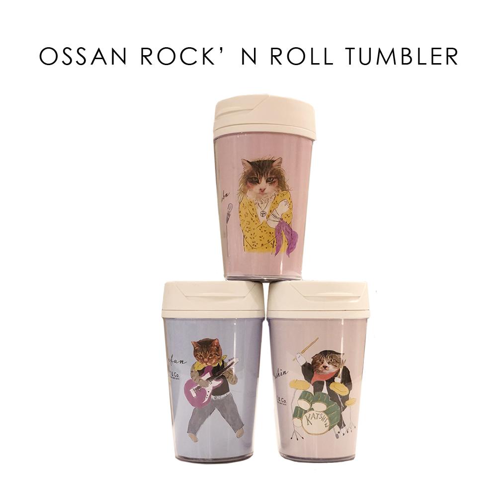 OSSAN ROCK'N ROLL TUMBLER画像