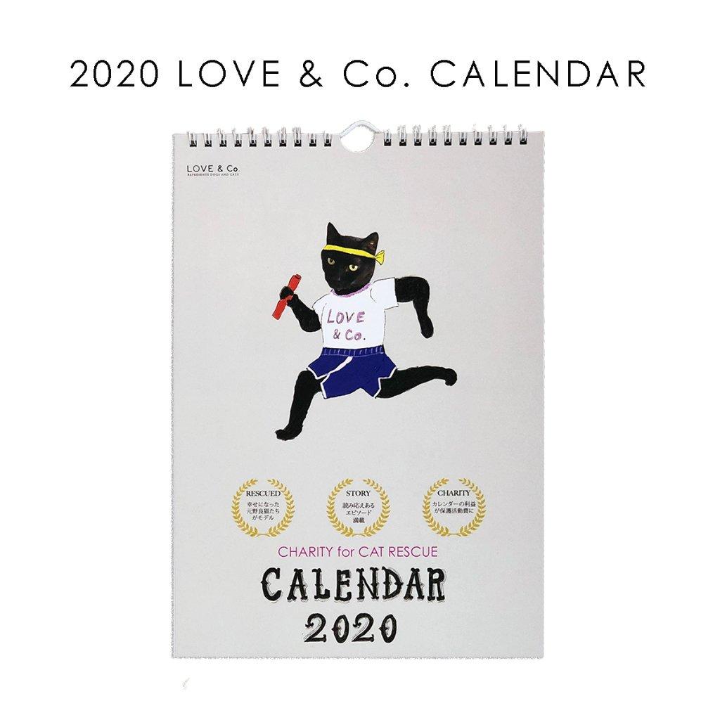 2020 LOVE & Co. CALENDARの画像