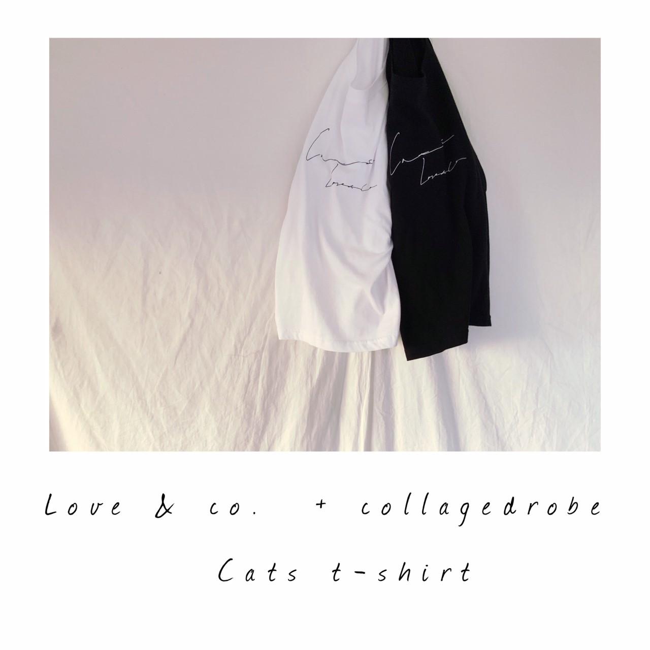 Cats ロンT by collagedrobe画像