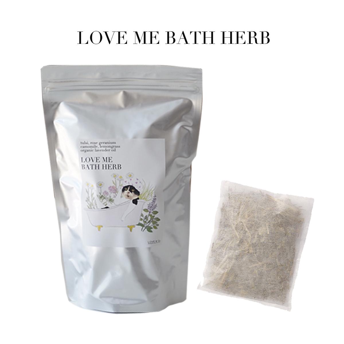 LOVE ME BATH HERB バスハーブ画像