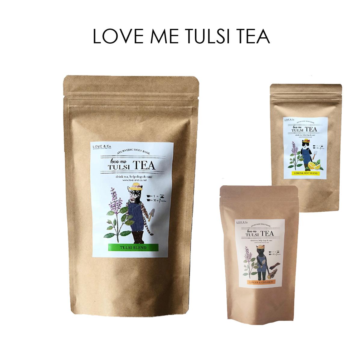 LOVE ME TULSI TEA < 24パック>画像