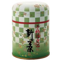 予約限定新茶 萌みどり 缶入 150g入(5/5頃から発送)画像
