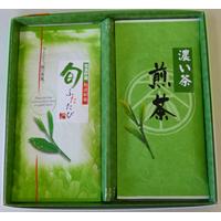 旬ふたたび+濃い茶 2本入の画像