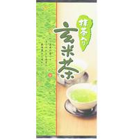 抹茶入玄米茶 200g入の画像