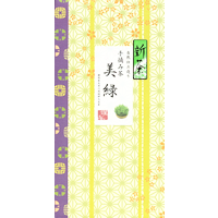 新茶時期限定「手摘み茶 美緑」100g入(6/30まで販売)画像
