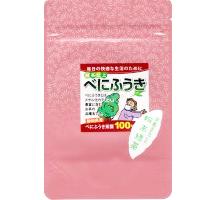 べにふうき粉末緑茶 40g入の画像