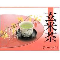 ¥300玄米茶ティーパック 2g×20個入の画像