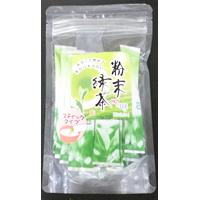 粉末緑茶スティック 0.5g×20本入の画像