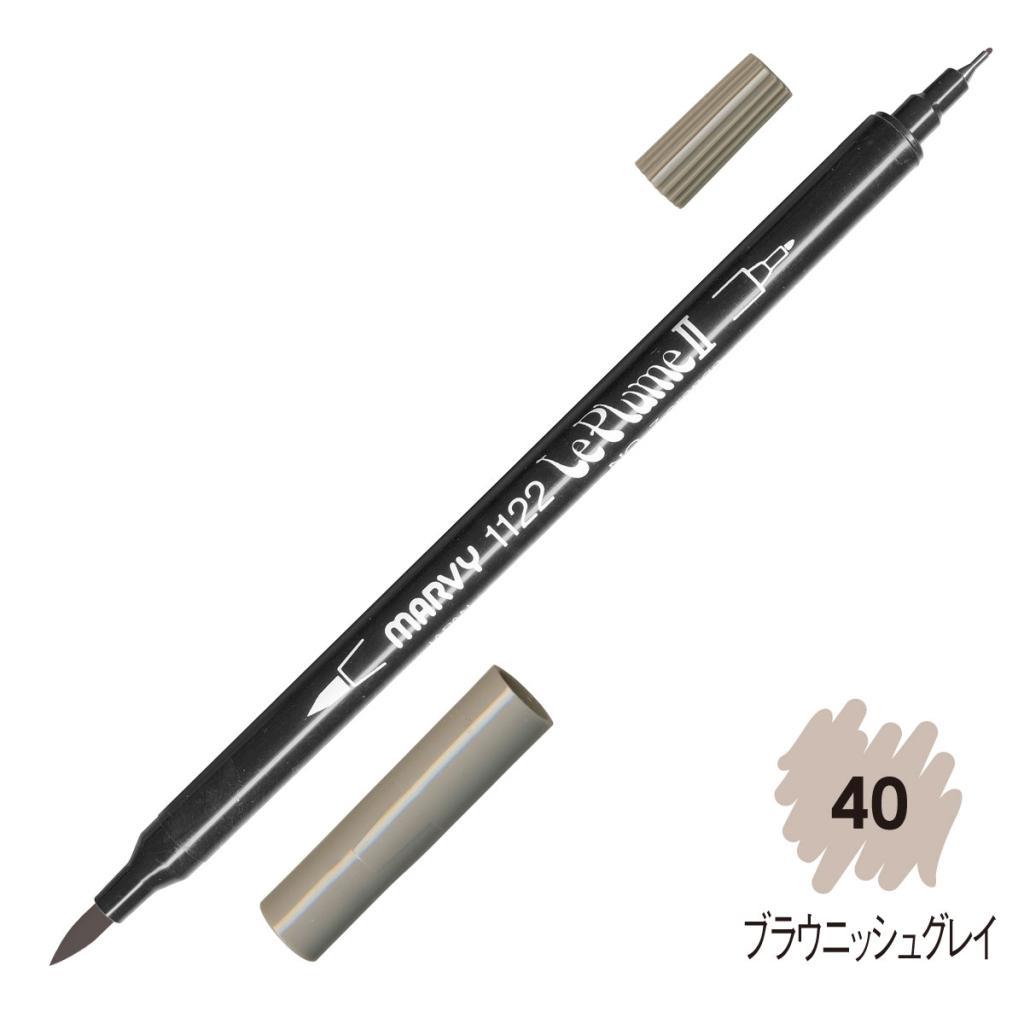 ルプルームII 単品 ブラウニッシュグレイ(40)の画像