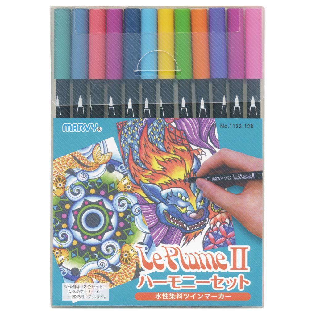 ルプルームII 12色ハーモニーセットの画像
