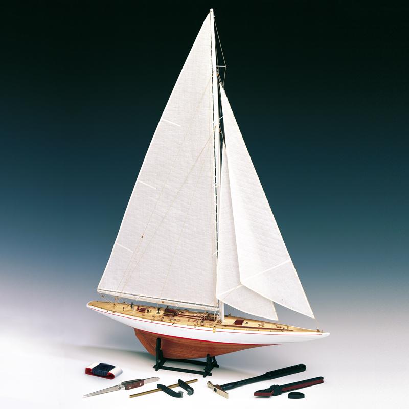 レインボー(J Class ヨット)画像
