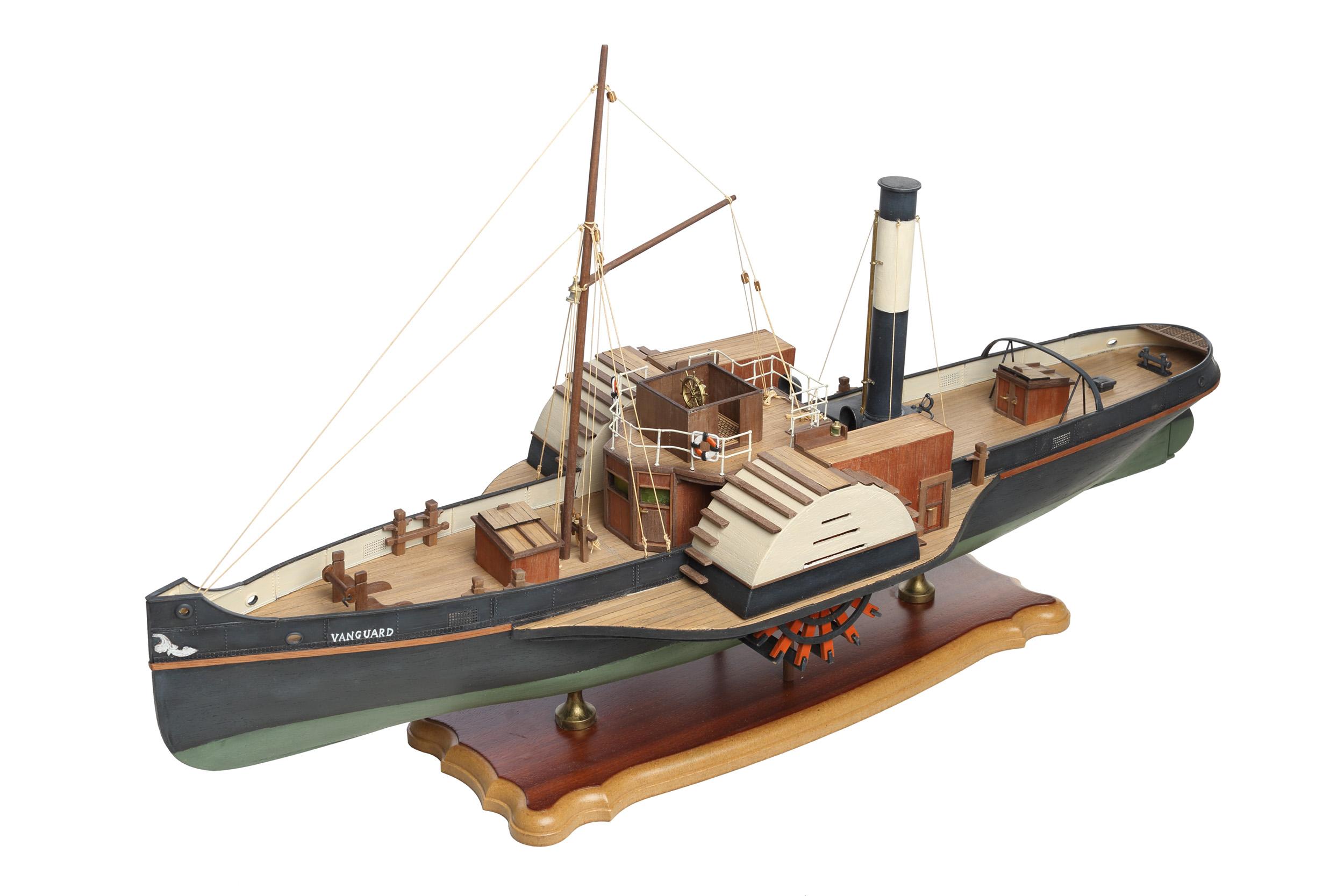 ヴァンガード(タグボート)画像