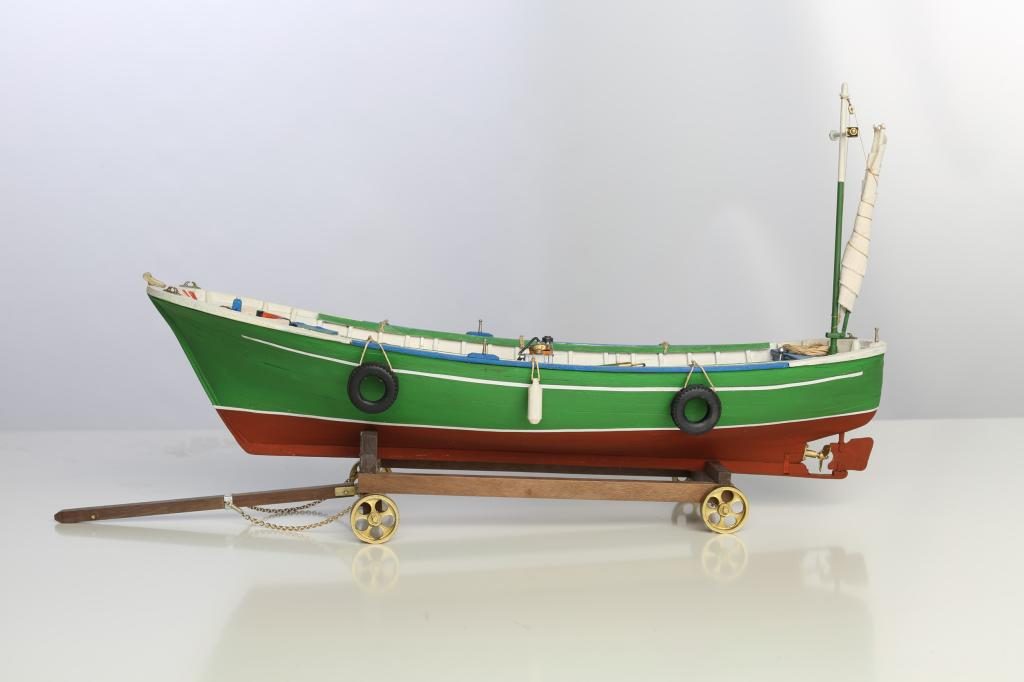 カンタブリアのモーターボートの画像
