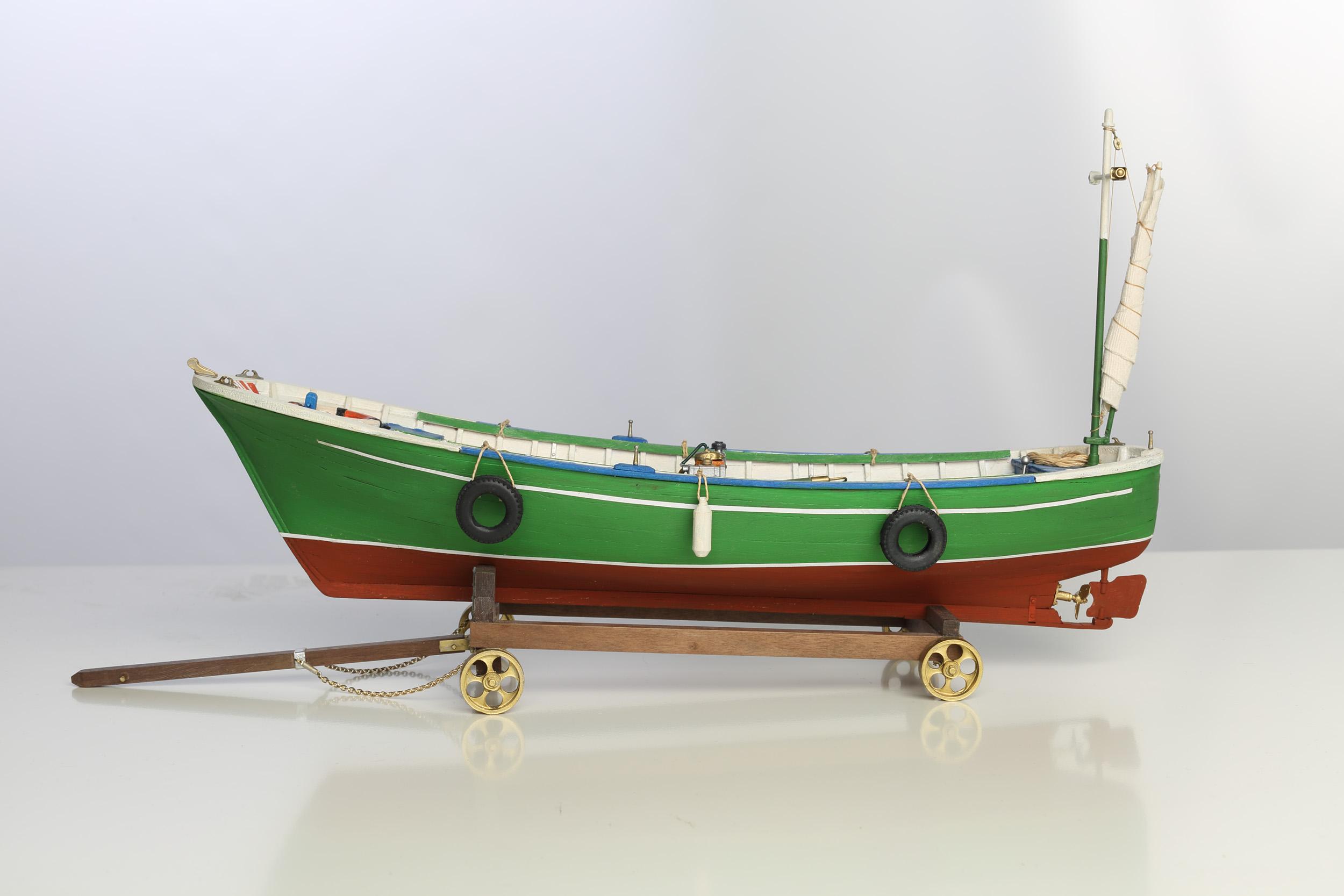 カンタブリアのモーターボート画像