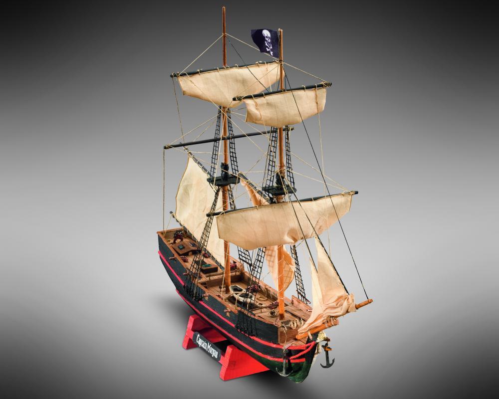 ミニマモリ キャプテンモーガンの画像