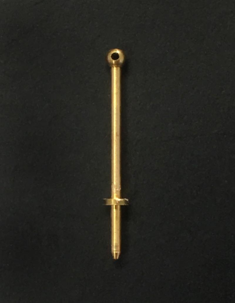 コーレル支柱(真鍮)1穴(1セット10)画像