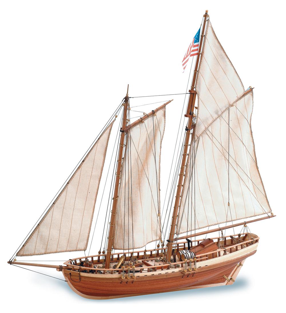 バージニアアメリカンスクーナー画像