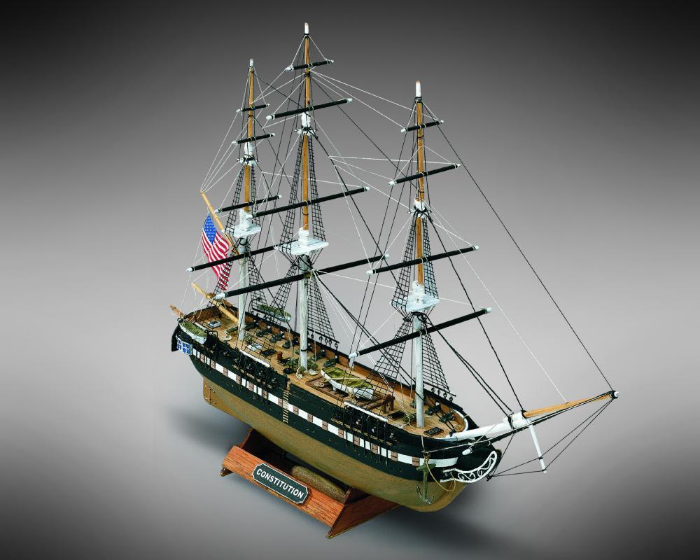 ミニマモリ USS コンスティテューションの画像