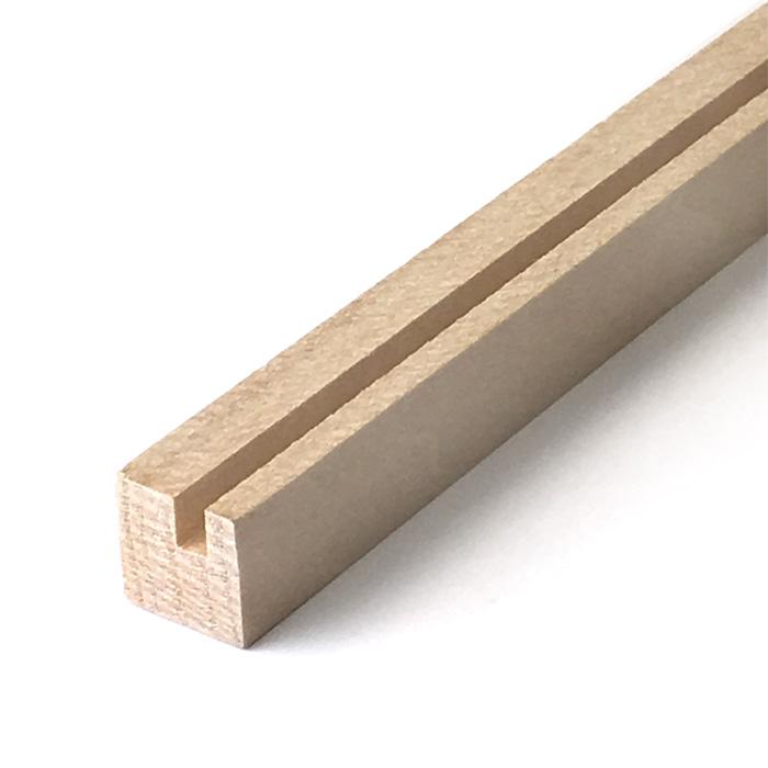 ケース用木材(溝1)の画像