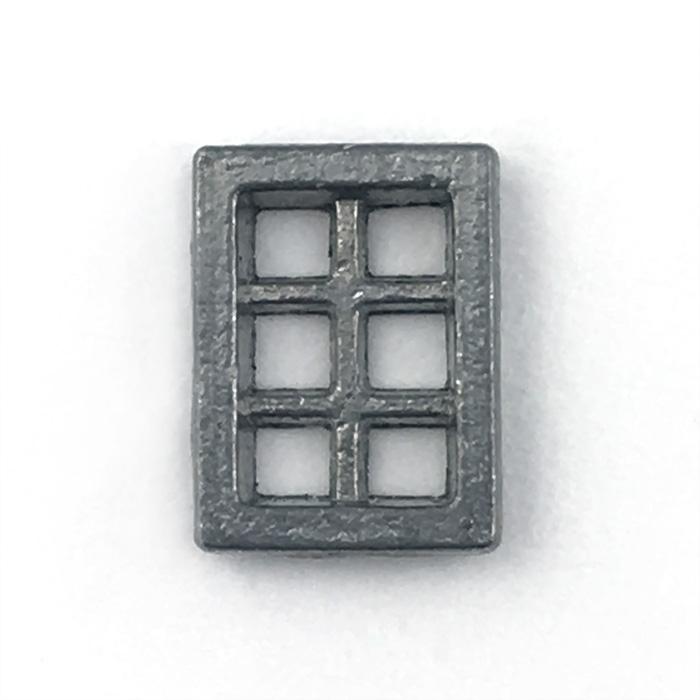 窓(6つ穴)6.5×8.8mmの画像