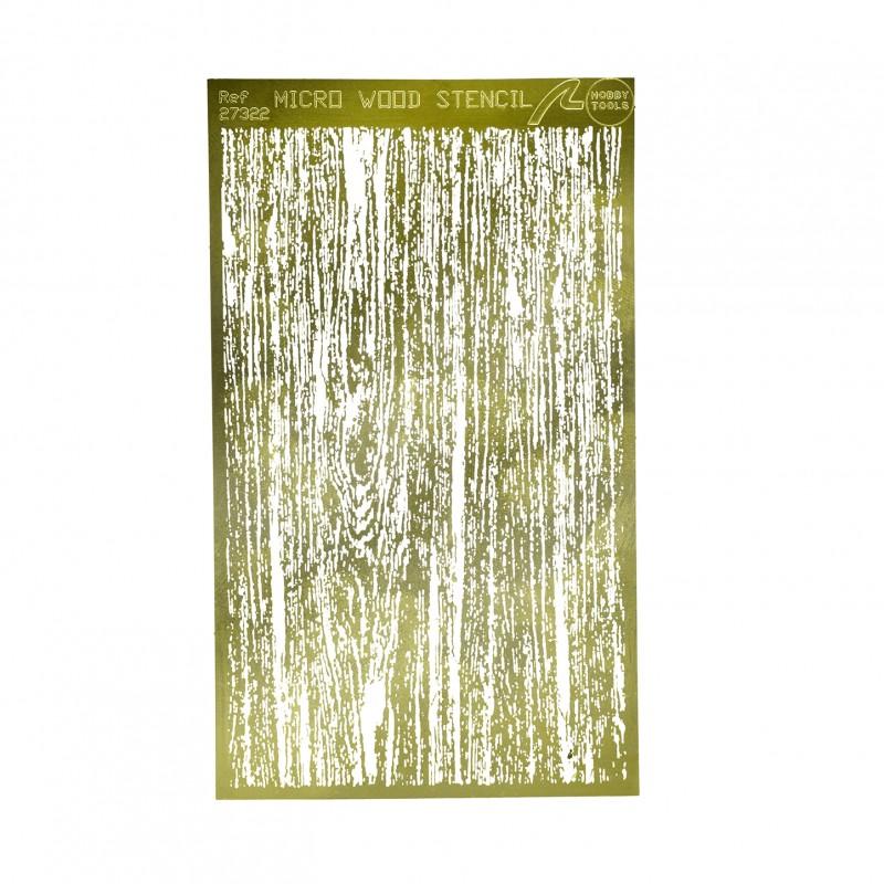木目用ステンシルシート画像