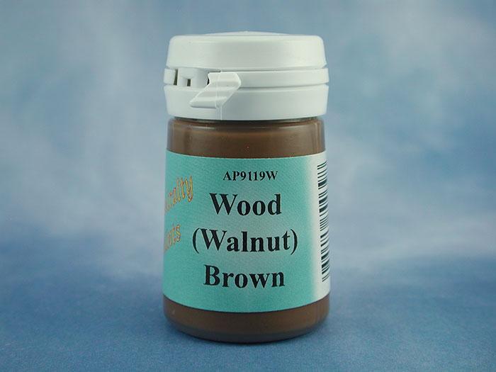 アドミラルティ(ペイント) ウッド(ウォールナット)ブラウン画像