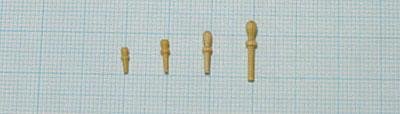 ビレイピン (柘植) (10コ)画像
