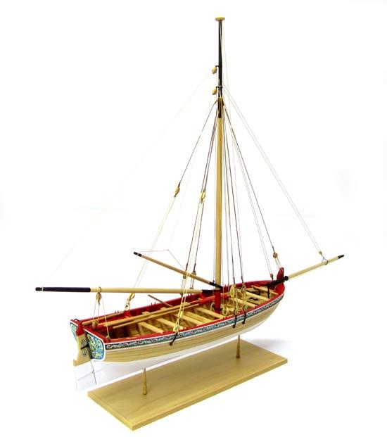 ロングボートの画像