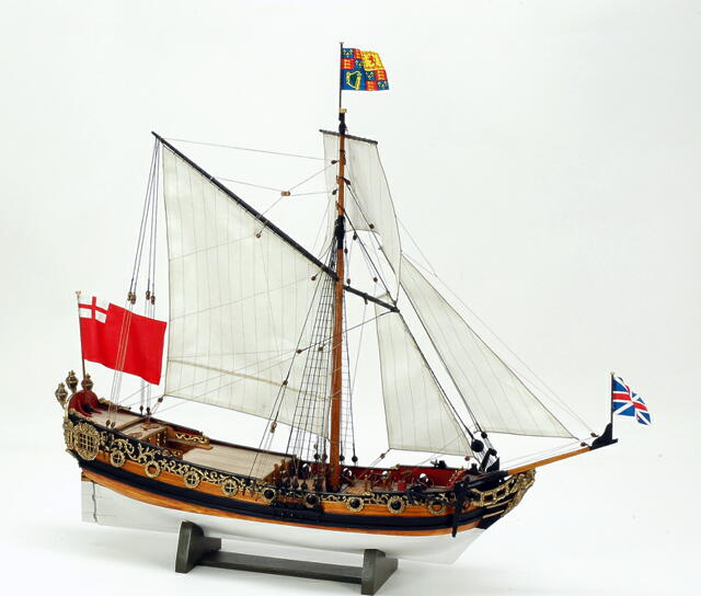 チャールズヨットの画像